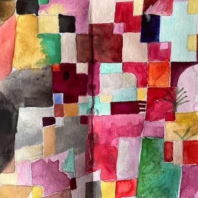 D'après Paul Klee