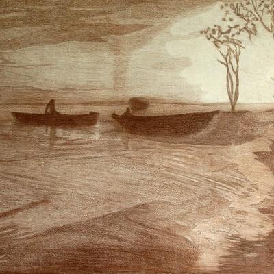 Barqueiros do Rio Jacuí