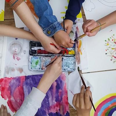 Confinement COVID-19 : Sennelier lance un concours de peinture ouvert aux familles