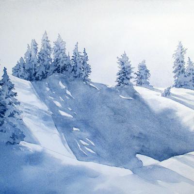 Crêt de la neige<br>