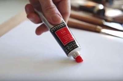 Découvrez l'acrylique extra-fine Sennelier !