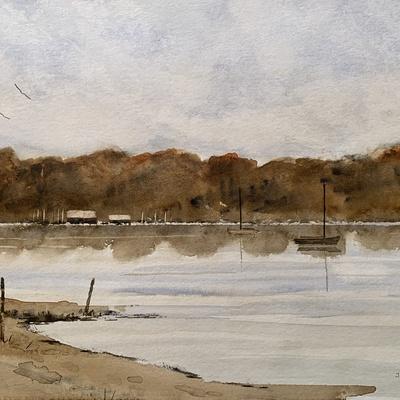 Lac de Gornes