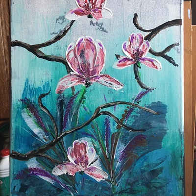 Magnolias for ever