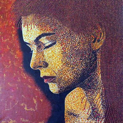 Profil pointillé - www.michel-perrier.com