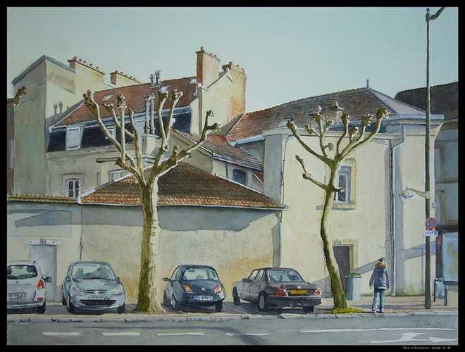 Reims, Bd St Marceau 0