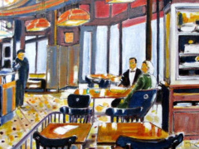 Café Musset à Paris 0