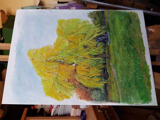 Autumn willow 0