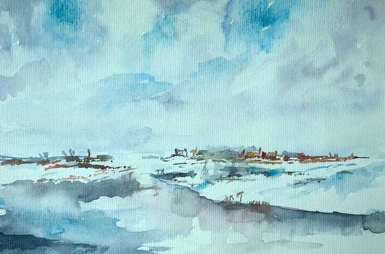 dutch winterlandscape 0
