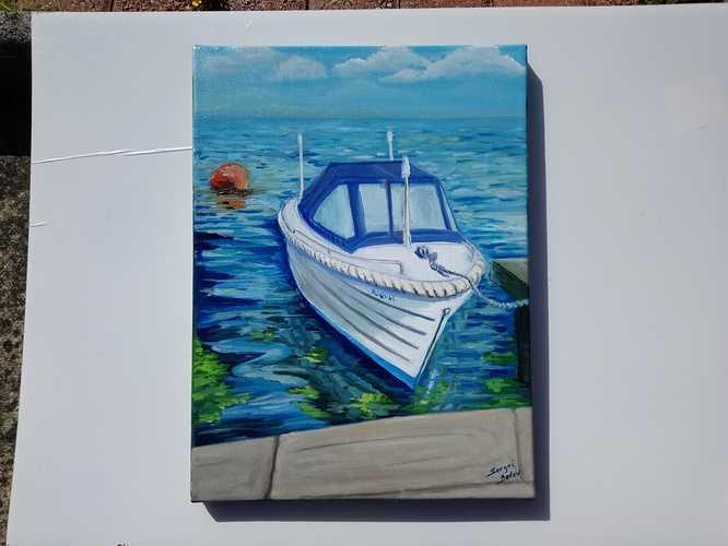 Le bateau 0