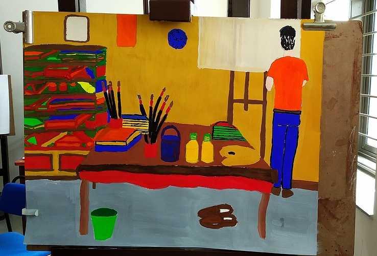 My Studio My Space 0