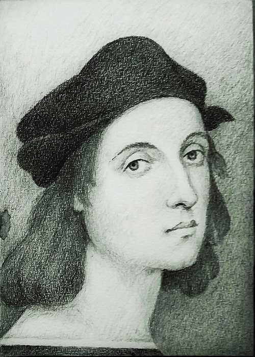 Portrait - Raphael 0
