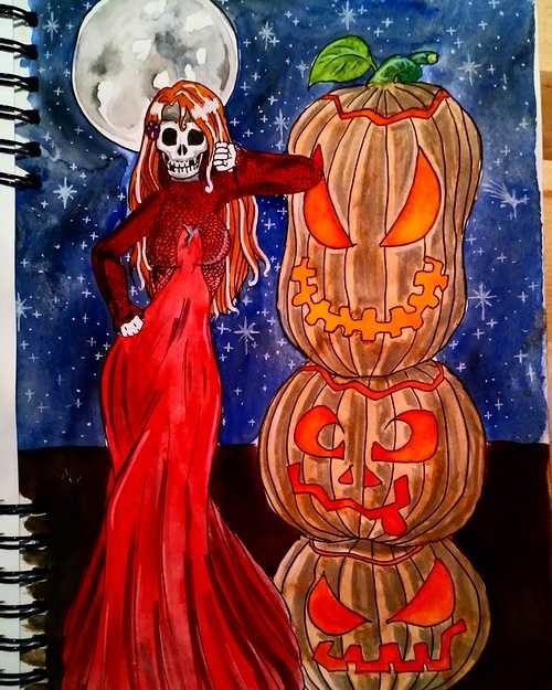Halloween time 0