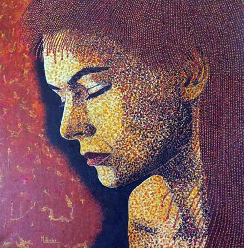 Profil pointillé - www.michel-perrier.com 0