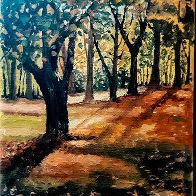 parc - automne