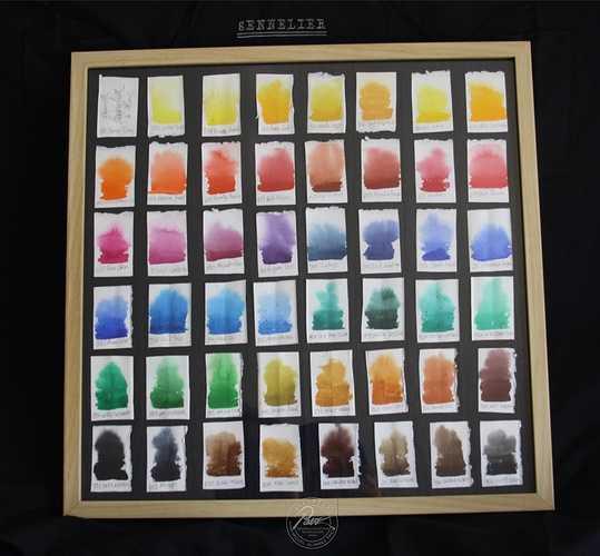 48 colores Acuarela 0