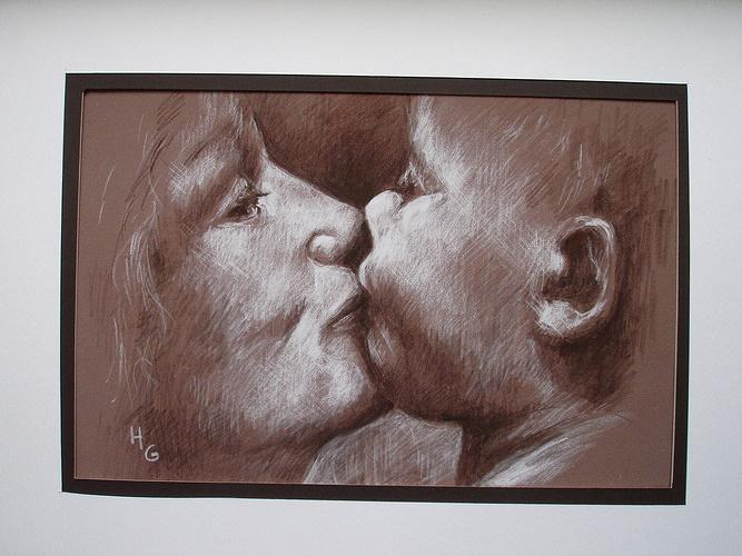 le baiser 0