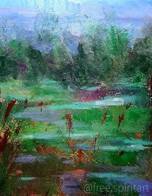 Quiet Marsh 0