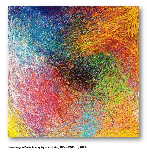 Hommage à Pollock 0