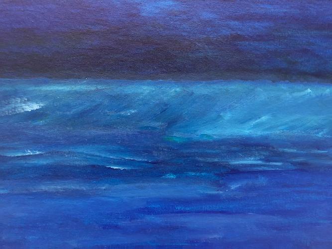 ''The Wave'' (Big Sur, CA) 0