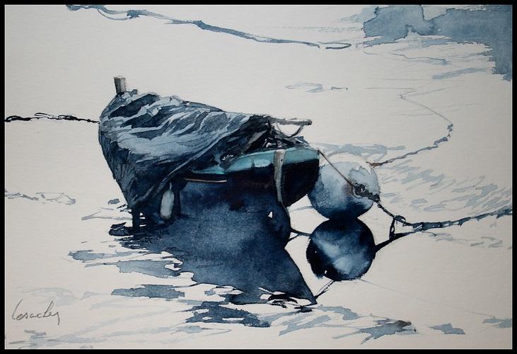 Marée basse 0