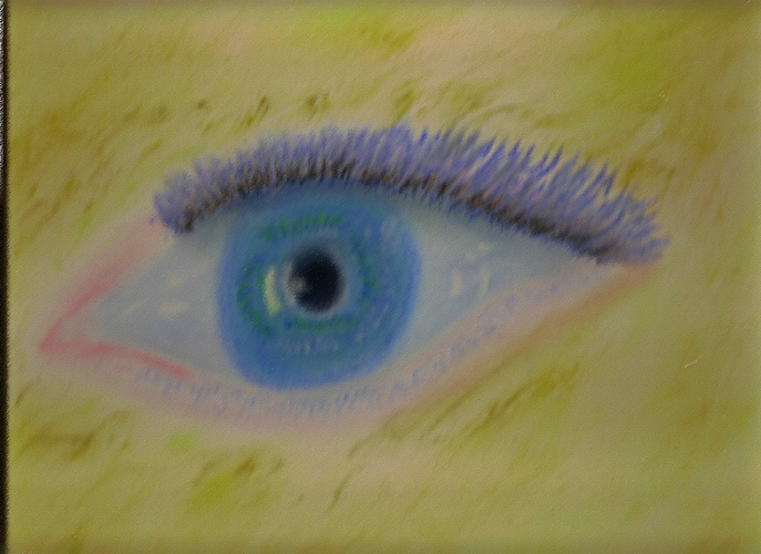 The eyes of true. 0