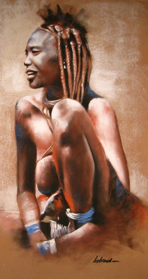 Femme Himba 0