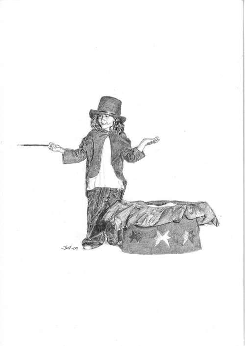 Enfant magicien 0