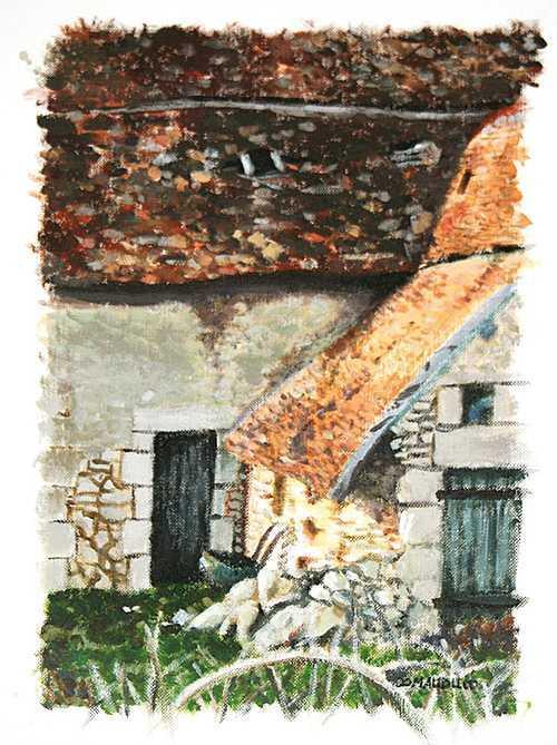 ferme d'Argenton-sur-Creuse 0