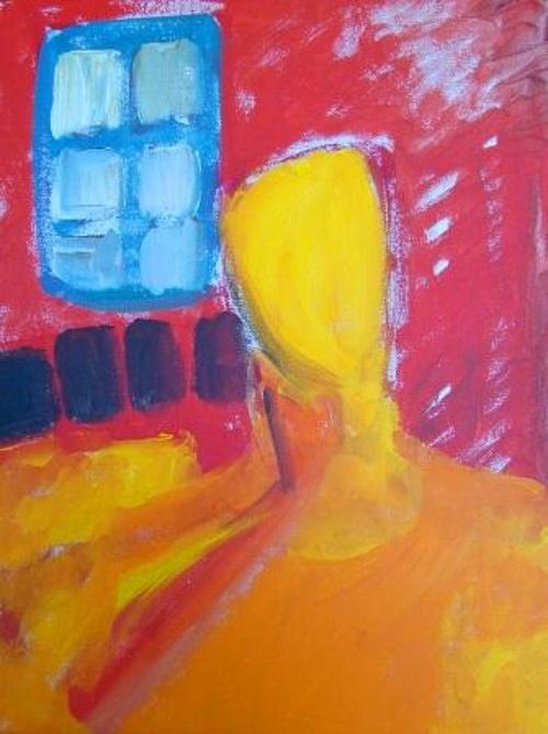 ''Yellow Mona Lisa'' 0