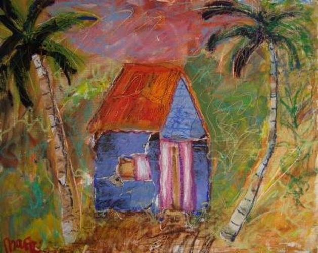 Van Gogh''s shack 0