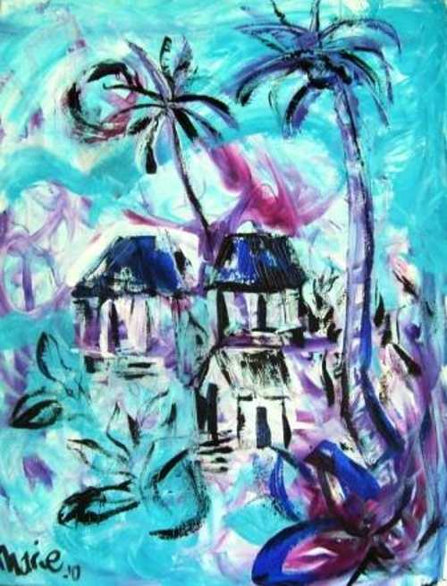 blue shack 0