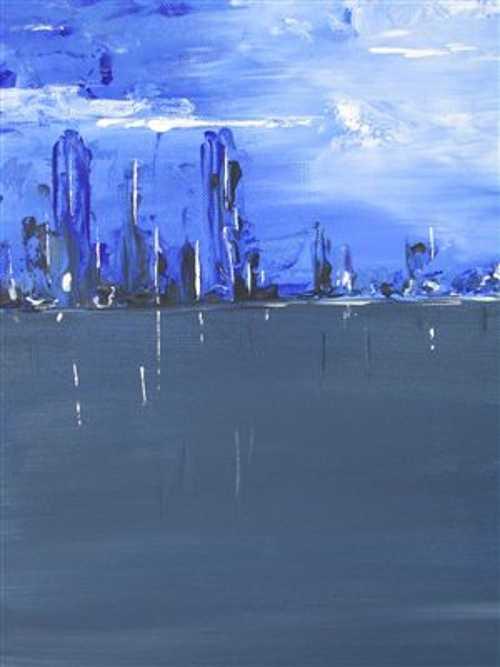 Ville bleue 0