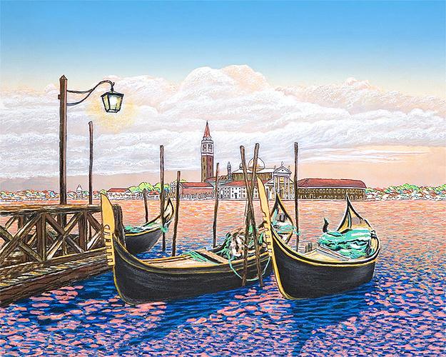 Twilight in Venice 0