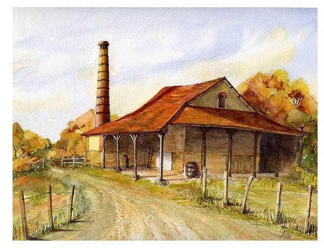 L'Ancienne Distillerie, Savigny-le-Temple 77. 0