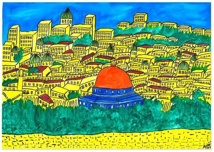 JERUSALEM ©2007 0