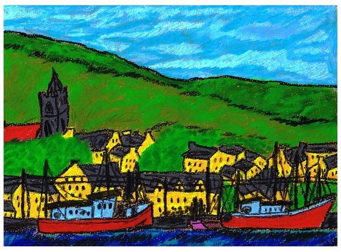 DINGLE,IRELAND ©2007 0
