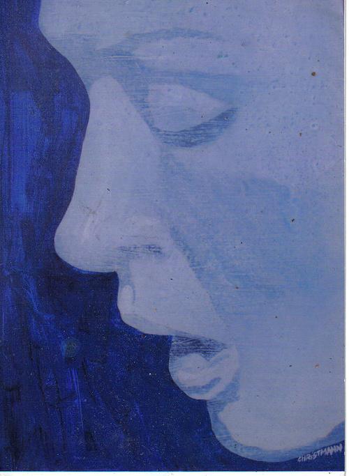 visage femme 0
