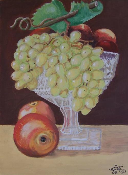 Coupe de fruits 0