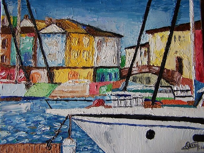 Port Grimaud 0