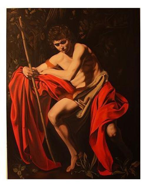 St. John the Baptist Reproduction 0