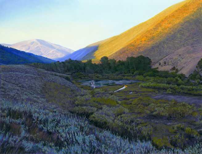 Trail Creek's First light 0