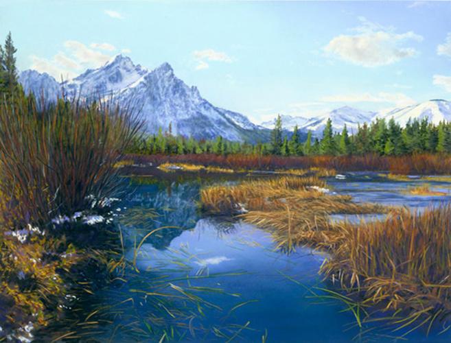 Lake Pond 0