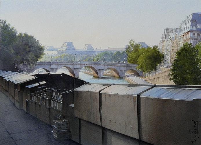 Les Marchands d'Esprit de Paris 0