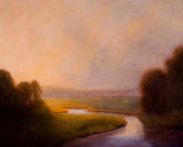 Morning Stillness, Jan Blencowe 0