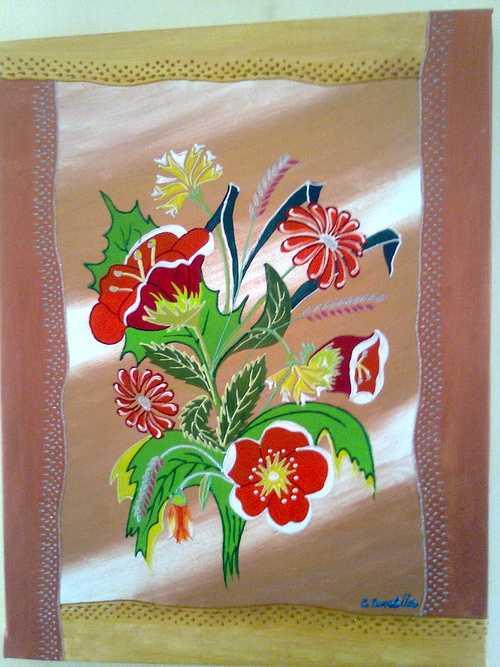 Oriental Flowers 0