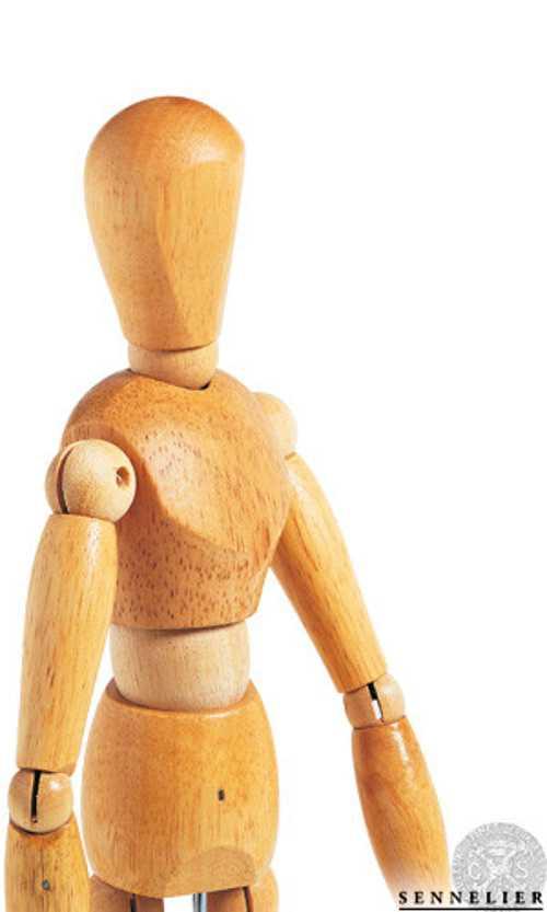 Mannequins articulés en bois 0
