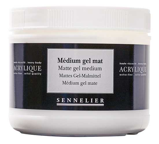 Medium gel mat 0