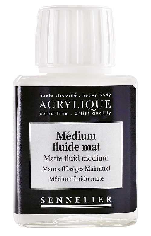 Medium fluide mat 0