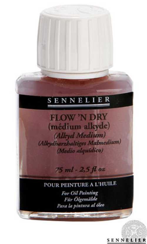 Flow''n Dry (médium alkyde) 0