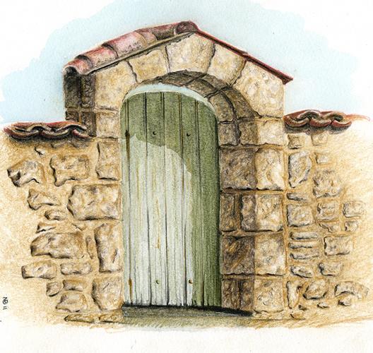 La porte du jardin 0